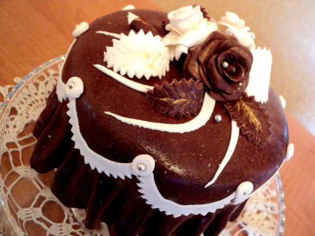 Торт «Медовик». Рецепт Людмилы Головченко