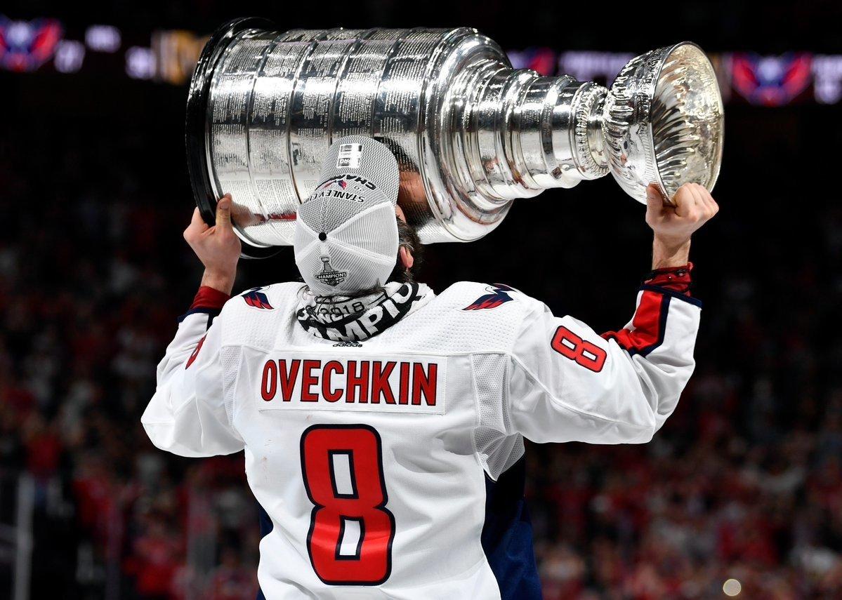 Александра Овечкина могут дисквалифицировать за грубый прием в матче НХЛ
