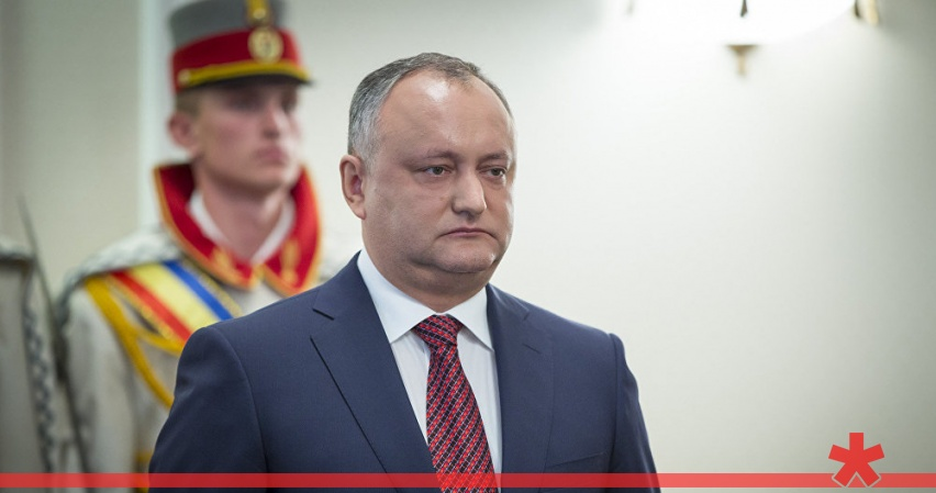 «Пророссийский» президент Мо…