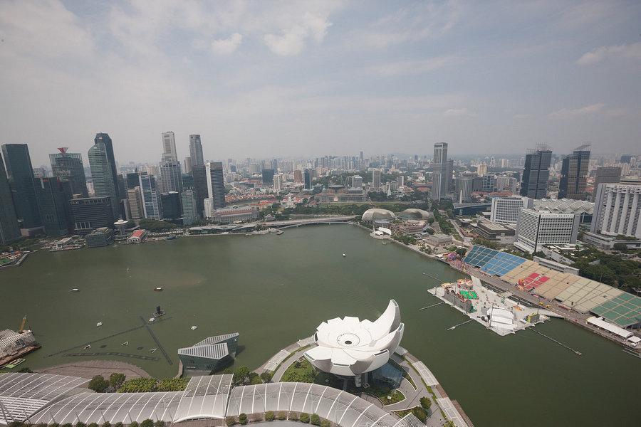 Сингапур - шоб все так жили!