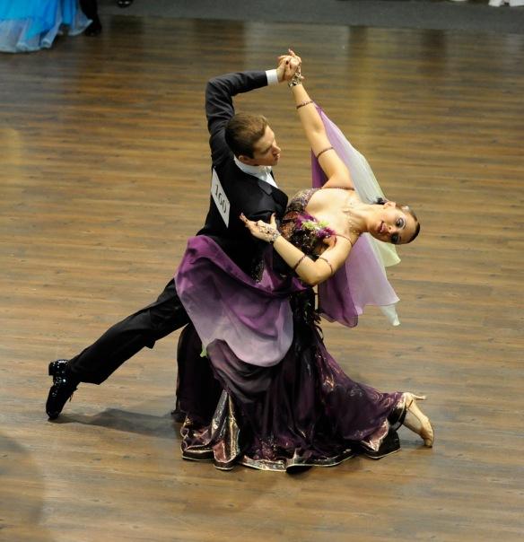 История бальных танцев