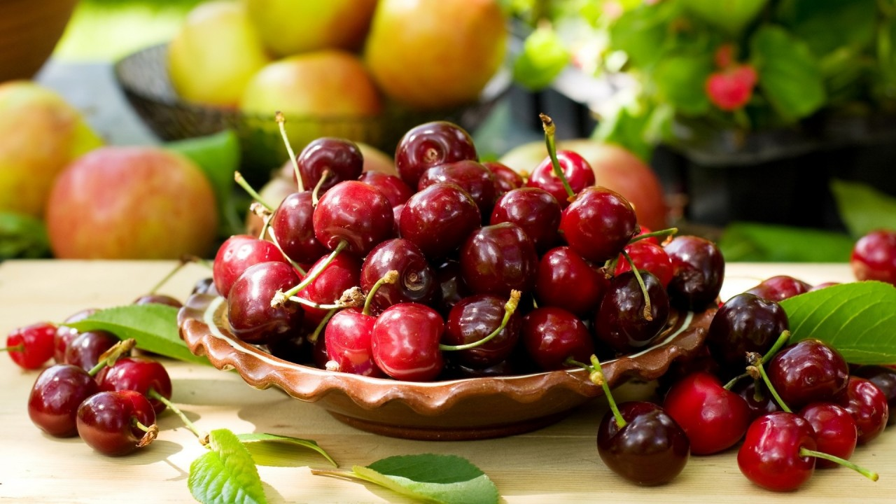 Черешня сильнее аспирина - все свойства ягоды
