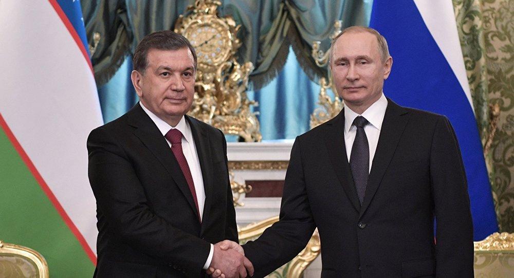 Владимир Путин и Шавкат Мирзиёев могут обсудить расширение ОДКБ