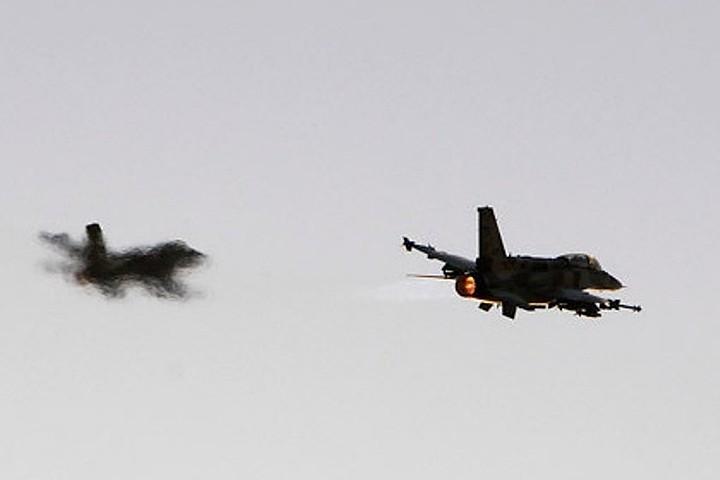 Израиль нанес удары по сирийскому Масьяфу