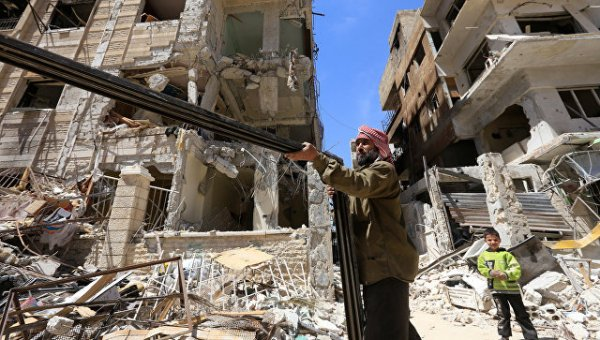 Охота на ведьм: почему Запад боится правды о Сирии