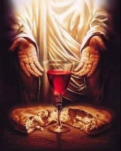 Принимайте свою вечерю — сущность Тела и Крови Иисуса Христа.