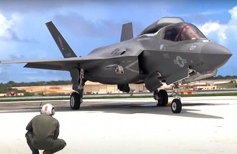 Аварии F-22 и F-35: разбирае…