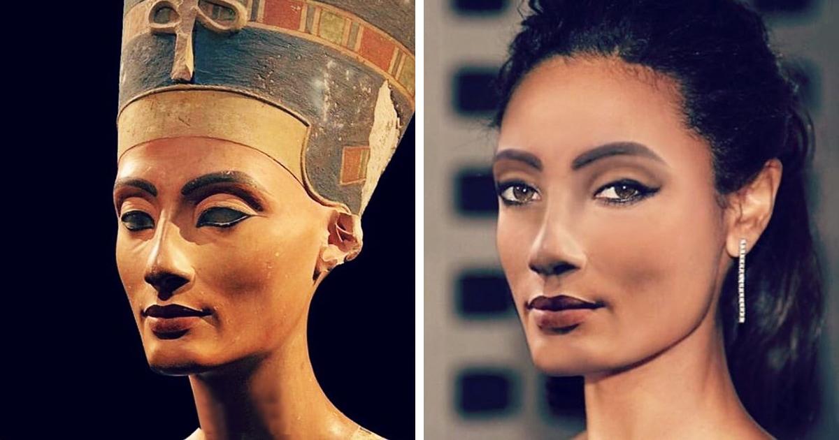 Как бы выглядели исторические личности, если бы они жили в наше время