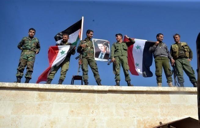 Сирия: последний бастион ИГИЛ в пустыне почти пал