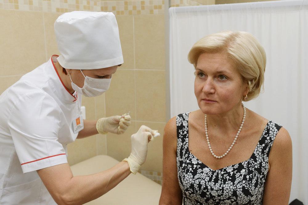 Стартовала прививочная кампания против гриппа