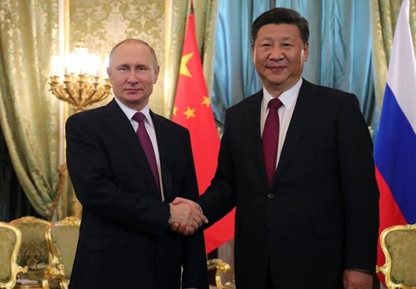 Китай ― Россия: союз, партне…