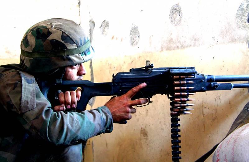 Виртуозная операция сирийских войск под Дейр-эз-Зором