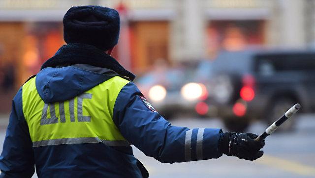 Сотрудникам ДПС запретили отстранять от вождения машины судей