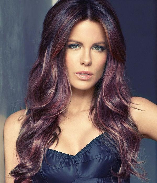 Кейт Бекинсейл цвет волос - фото