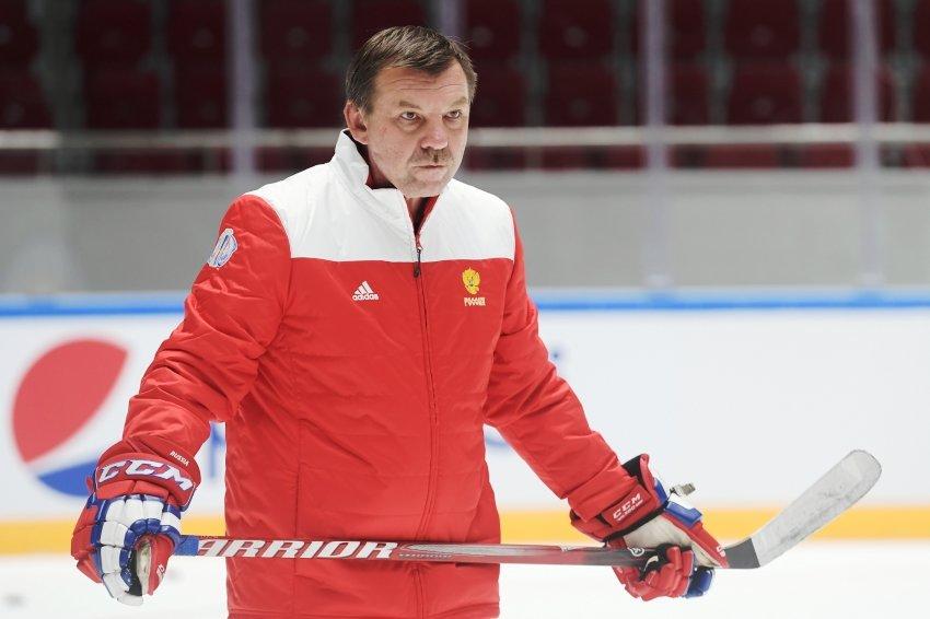 Олег Знарок покинет пост главного тренера сборной России