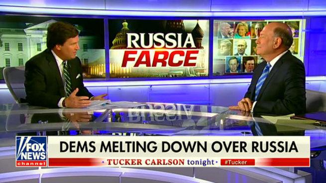 Иностранцы о показательном прямом эфире FoxNews пару дней назад: «ведущий просто раскатал позицию гостя против России»