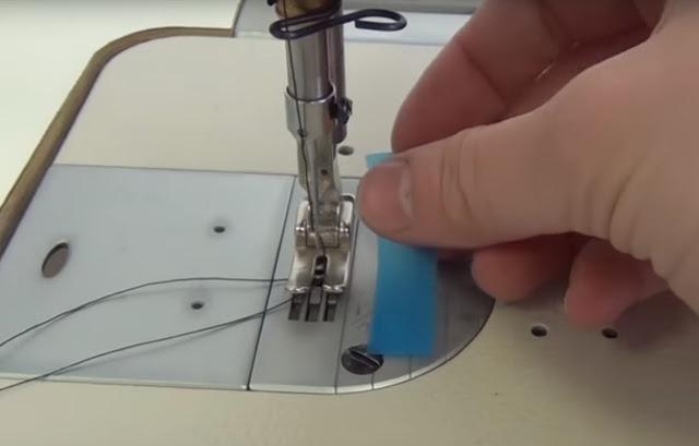 Как научиться шить идеально ровно и другие подсказки...
