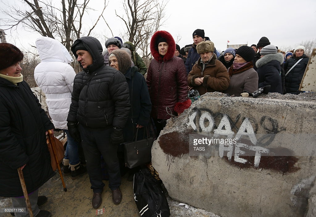 Нужен ли визовый режим Украина/Россия?
