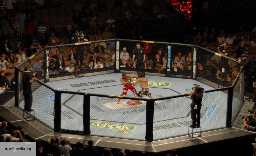 Оверим и Волков возглавят турнир UFC в Петербурге