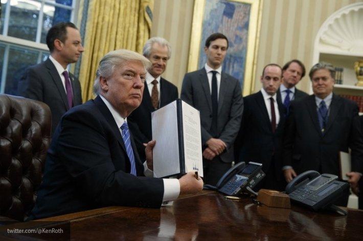 Американский суд в очередной раз заблокировал иммиграционный указ Трампа