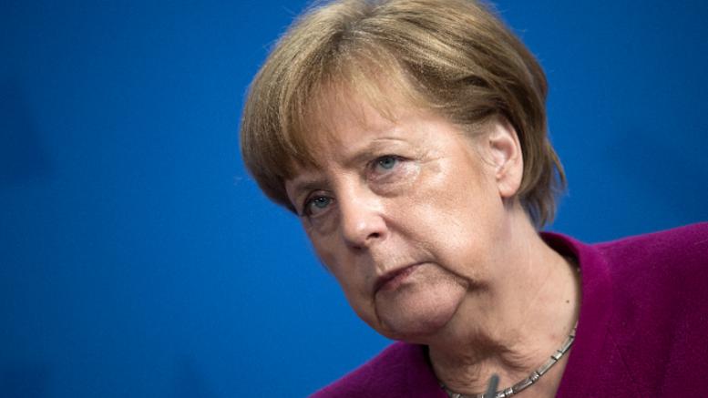 В Киеве осмелели: «Меркель —…