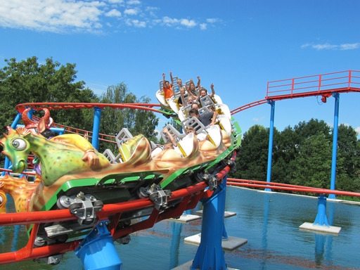 Парк отдыха «Плон» - из Карловых Вар в Германию