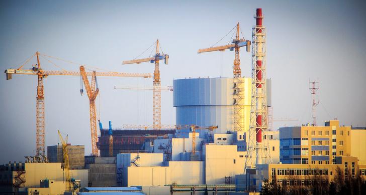 На Ленинградской АЭС-2 запустили реактор нового сверхмощного энергоблока №1