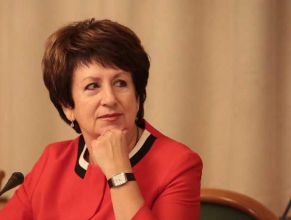 Сенатор от Севастополя Екате…