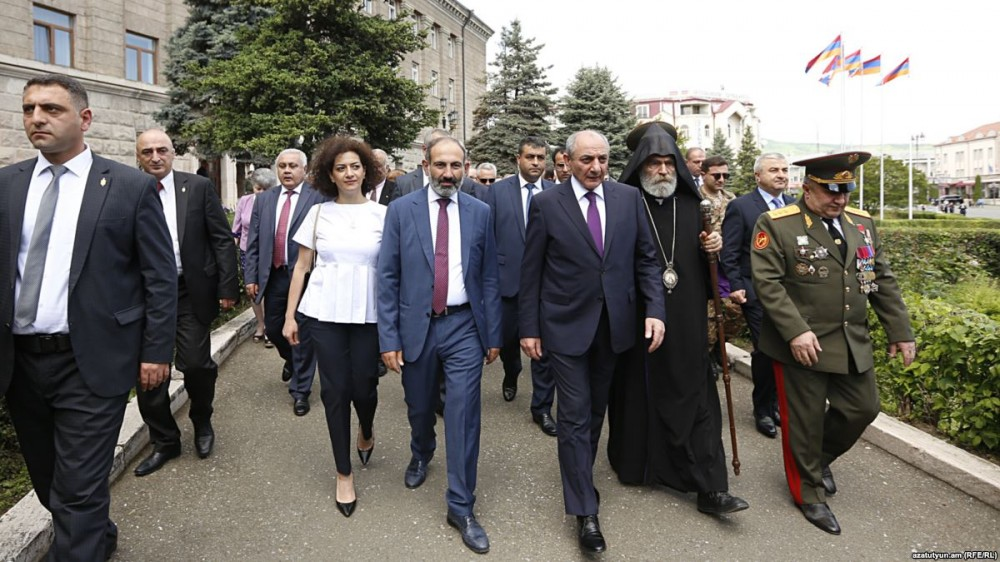 Армения всё!