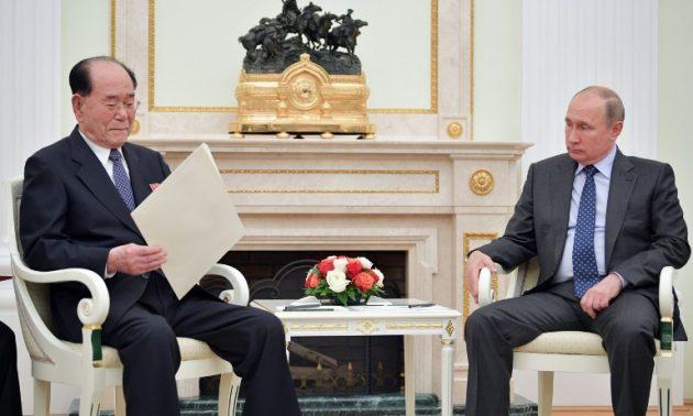 Россия активно подключается к северокорейской геополитической игре