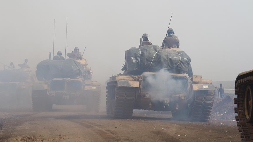 Военные Турции планируют координировать операцию в Сирии с США