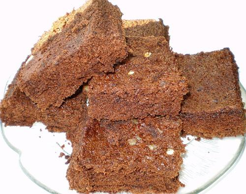 Восхитительные шоколадные пирожные