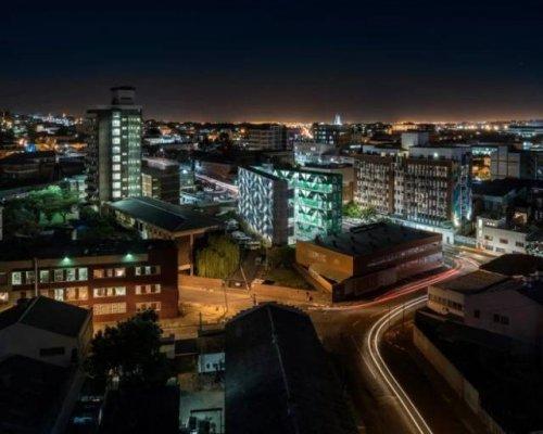 В Йоханнесбурге построили жи…