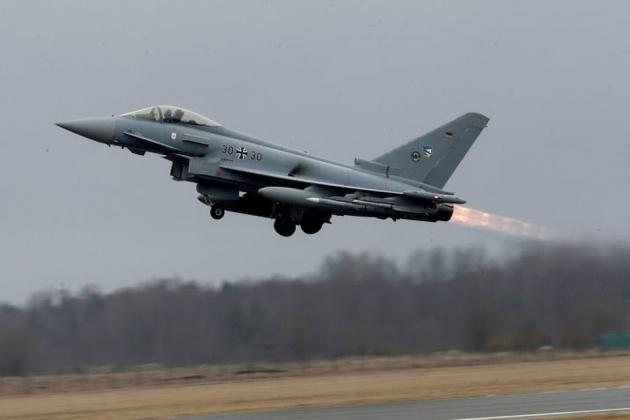 ВВС Германии решили тягаться с ВКС России в Сирии