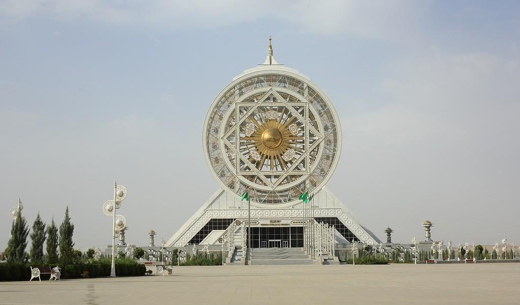 Ashgabat10 Ашхабад сегодня
