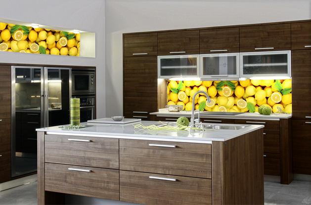 Кухня в цветах: черный, серый, темно-зеленый, бежевый. Кухня в стилях: экологический стиль.