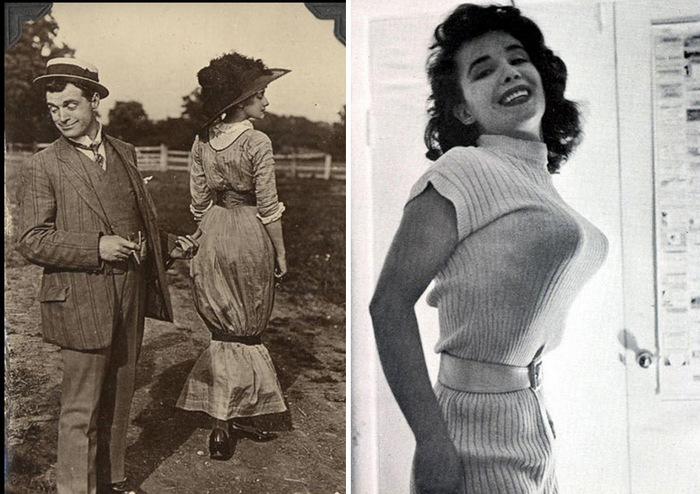10 странных тенденций моды прошлого