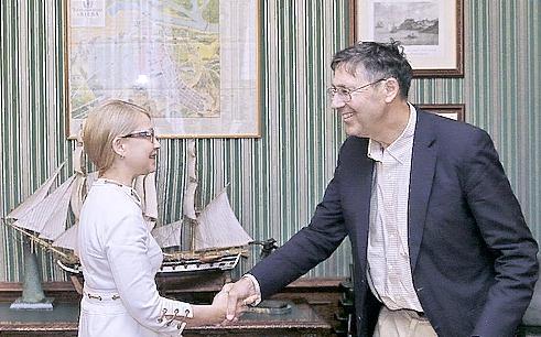 Тимошенко подзуживает США гадить России