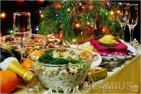 Что нужно готовить на Новый год 2015