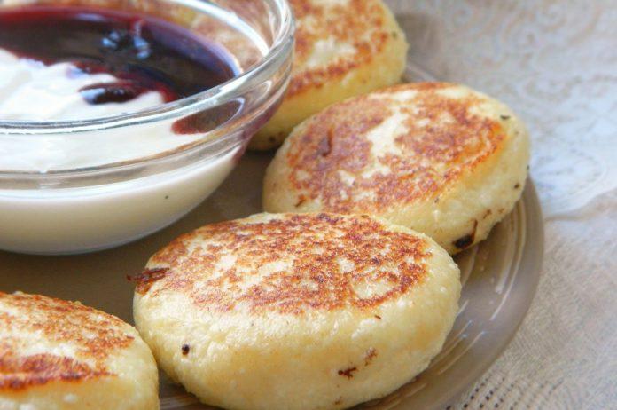 Топ-5 лучших рецептов вкусных сырников
