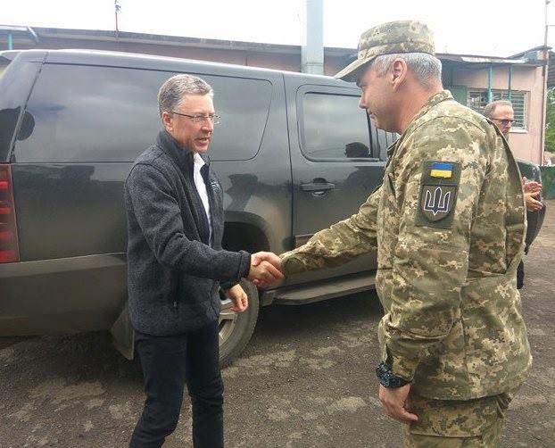 В ДНР заявили о подготовке Киевом ударной группировки войск для масштабного наступления