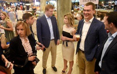 Кандидаты в мэры Москвы ежедневно общаются с избирателями