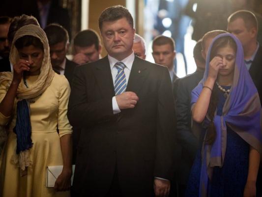 Американский соцопрос стал приговором для Петра Порошенко