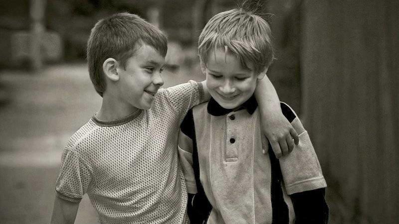 О том, как со временем меняется понятие «друг»