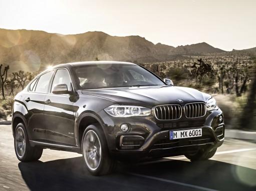 BMW назвала цены нового X6
