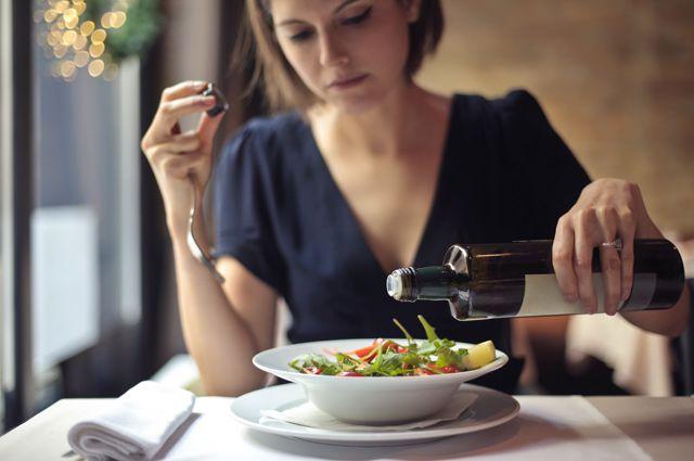 Ешь и хорошеешь. Полезные продукты для женского здоровья