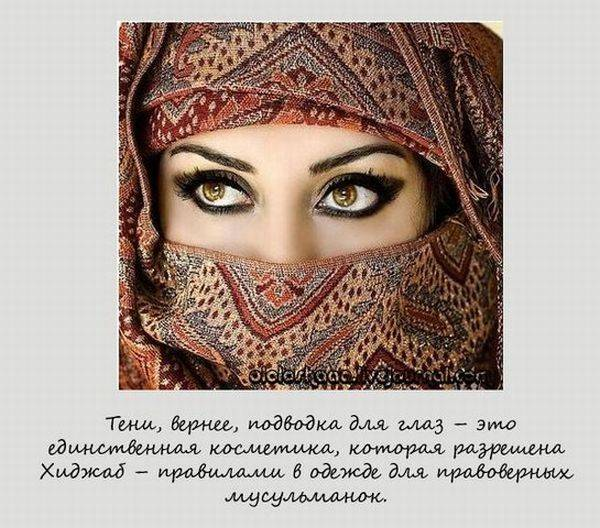Интересные факты о красоте (10 фото)