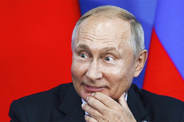 Рейтинг доверия Путину рухнул на 20 процентов за год