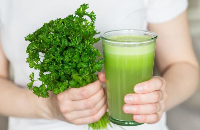 Как похудеть с помощью натурального вкусного сока