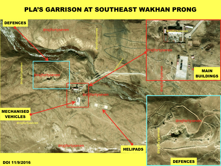 О китайской военной базе в Таджикистане